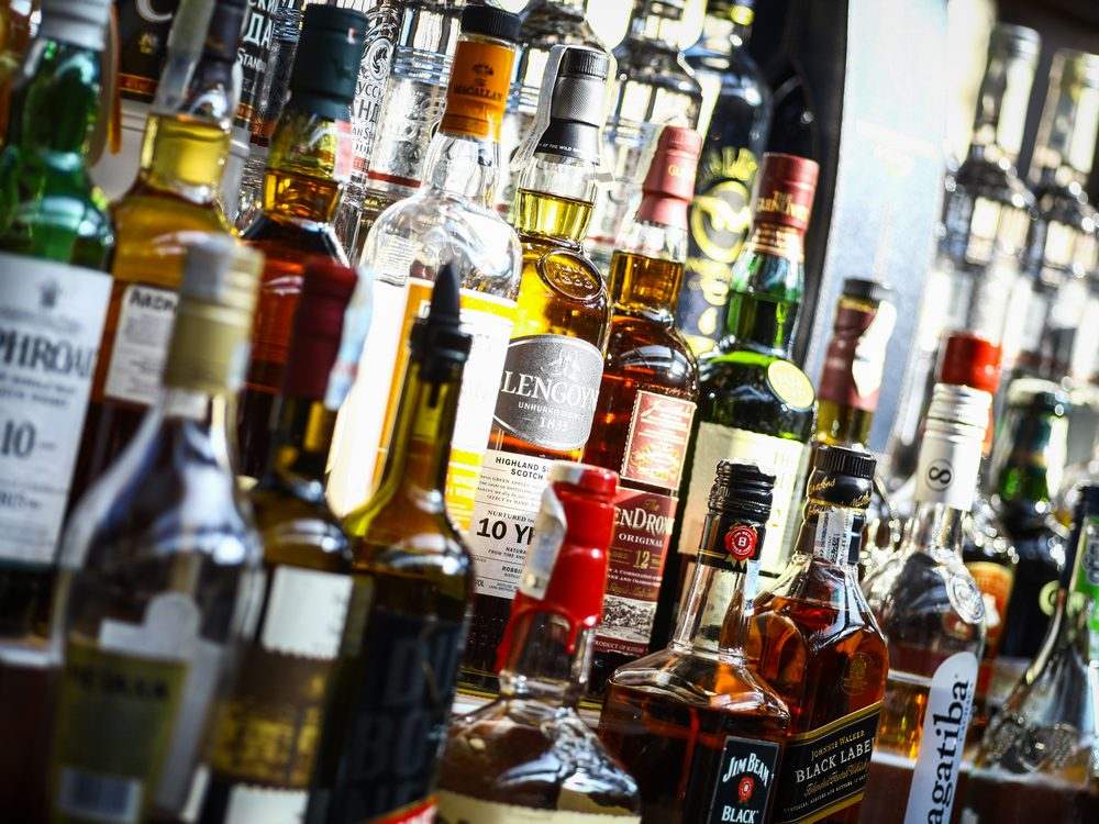 Heavy alcohol use puts you at risk for liver cancer