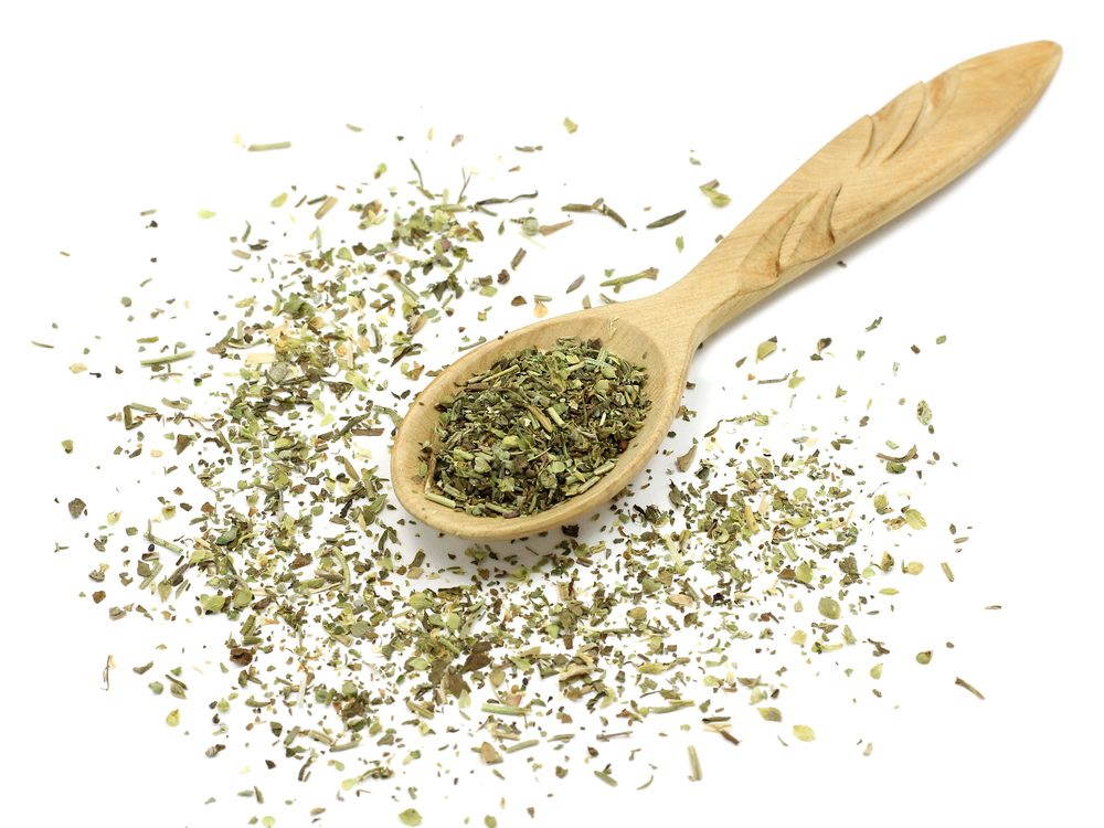 Sage is a natural canker sore home remedy