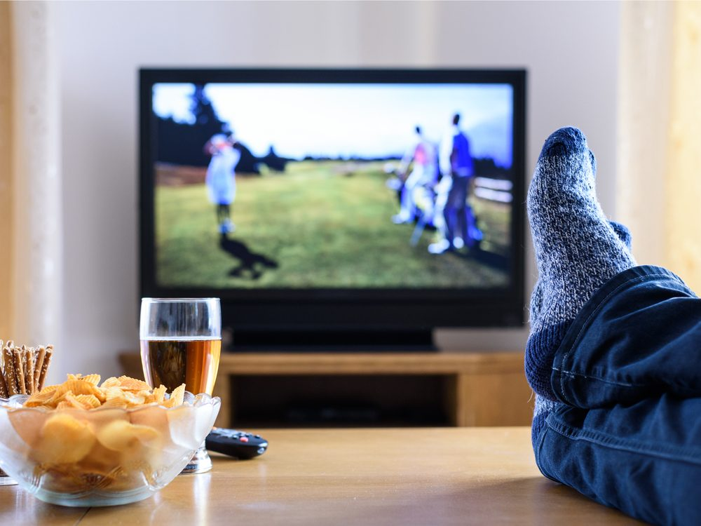 Watching too much TV is a bad habit you can quit