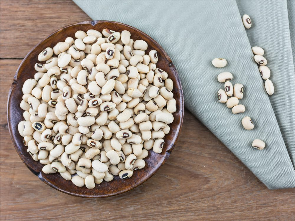 Beans have a health risk of beans is interference with vitamin absorption