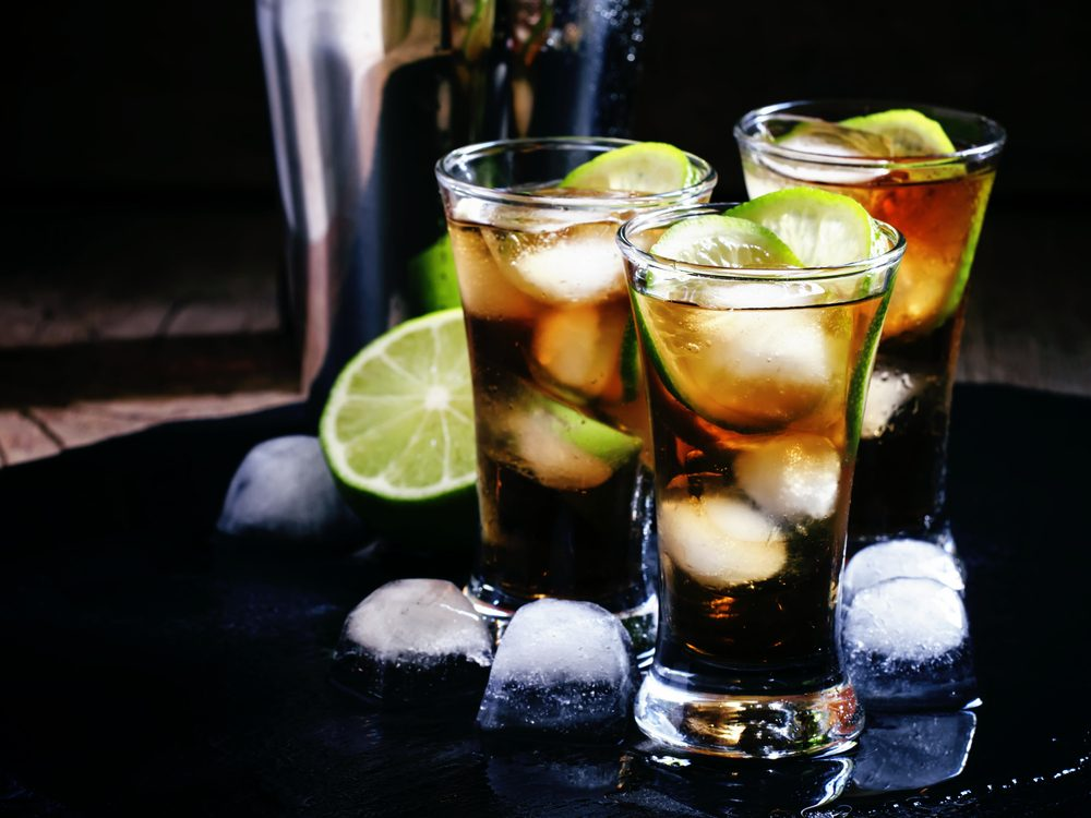 Mixing your drink with diet soda is a reason you got drunk so quickly