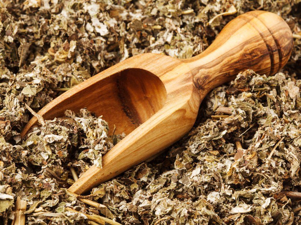 Raspberry tea is a natural sore throat remedy.