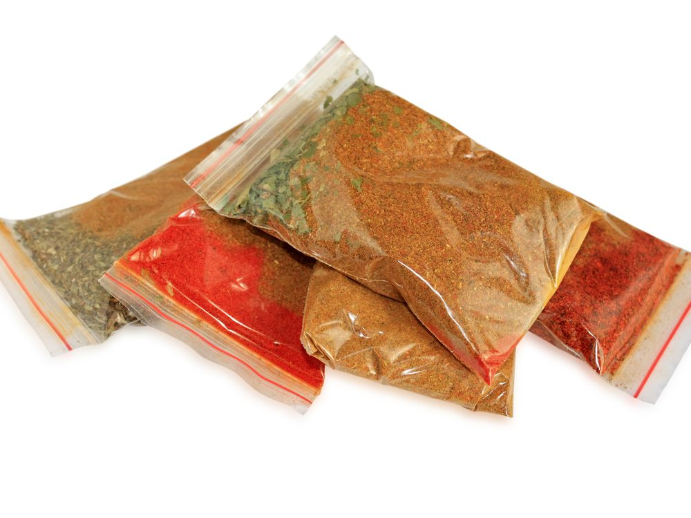 Spice mixes are something you should never buy again