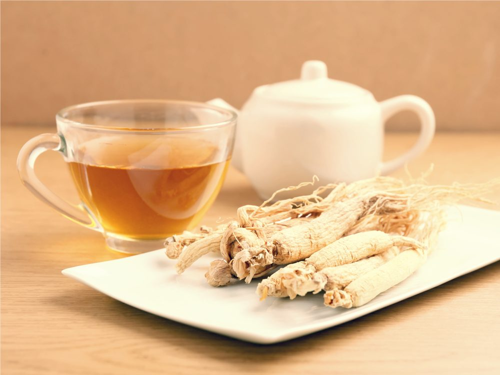 Taking a little ginseng is a natural way to increase endorphins