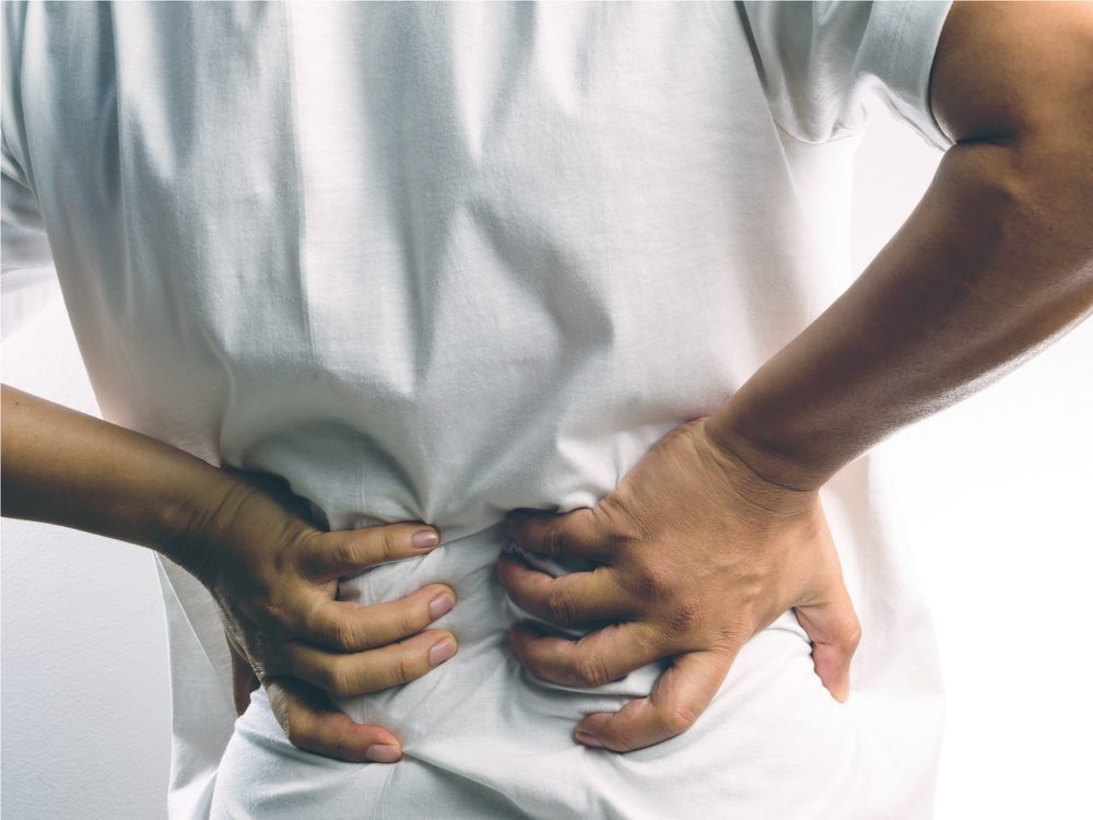 Your body aching is a sign of prostate cancer men should never ignore