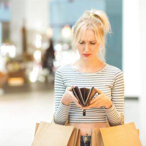The best way to quit the bad habit of overspending into debt