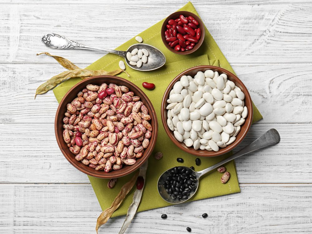 Bean have the health benefit of helping you lose weight
