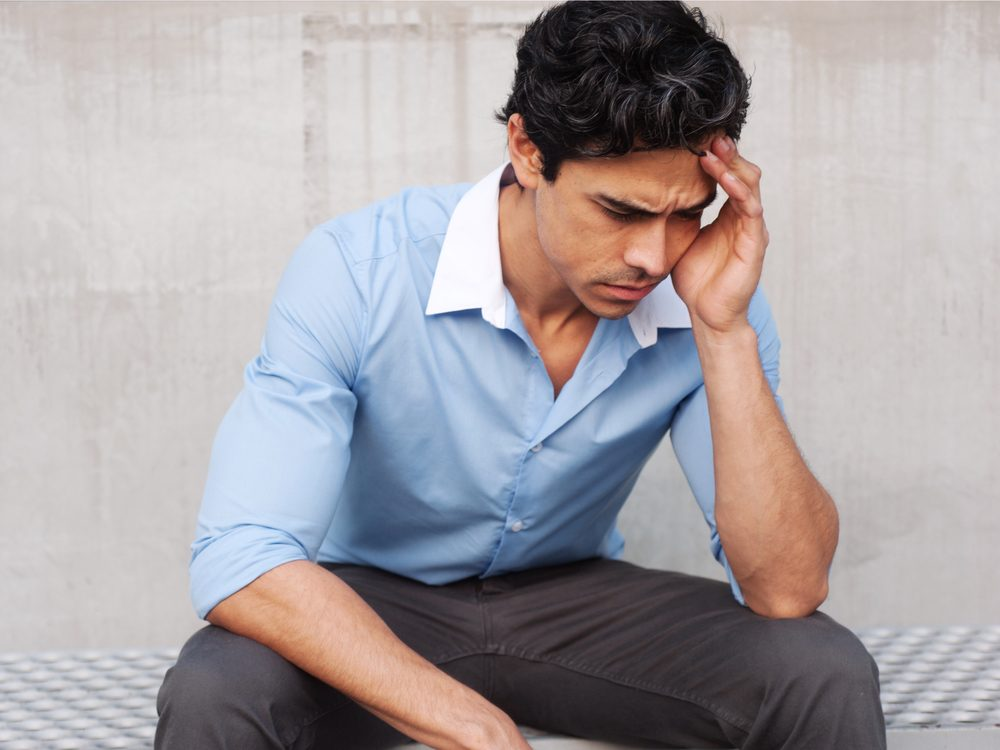 Headaches can be a sign of cancer that many men ignore
