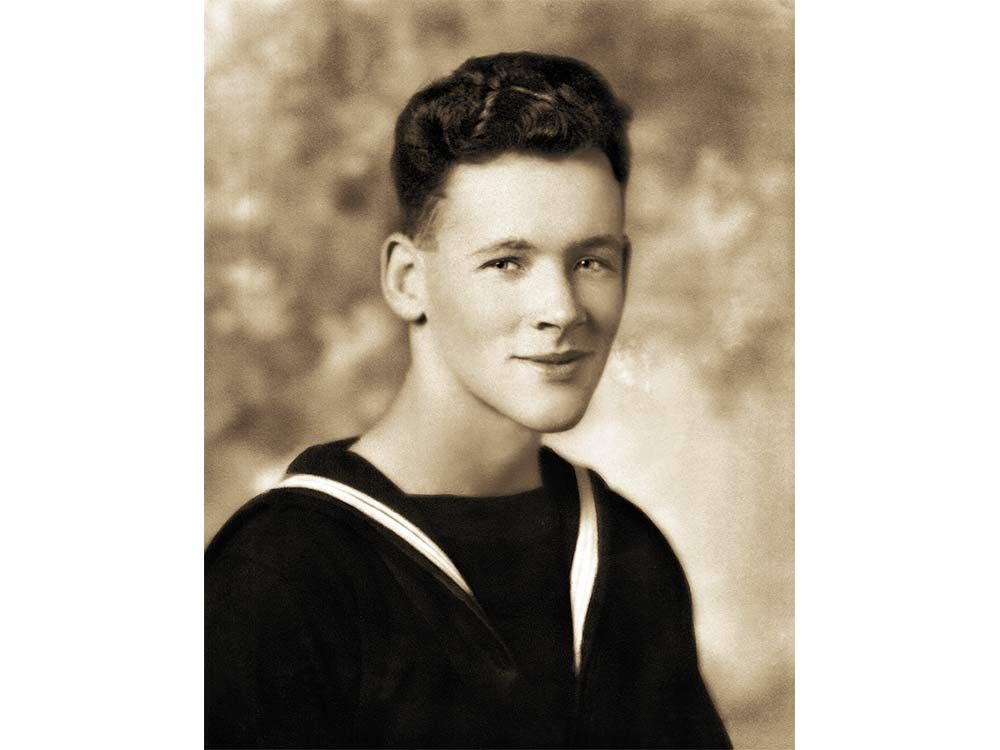 Veteran profile of Ronald Lewis Rhine