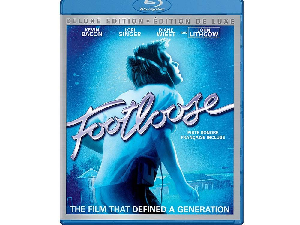 Footloose blu-ray cover