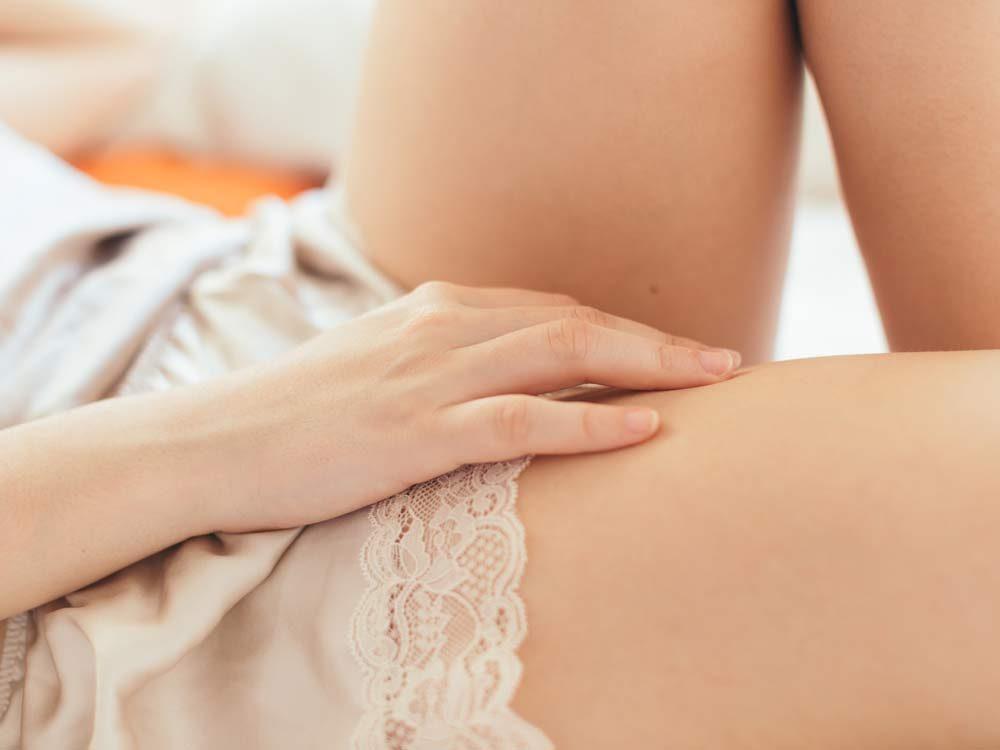 Use yogurt to ease yeast infections
