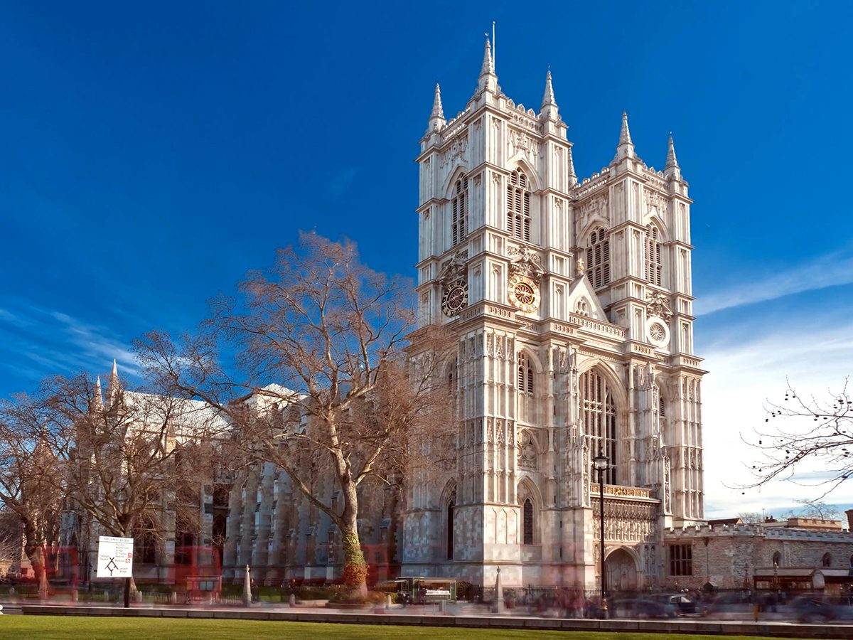Facts about Queen Victoria - Westminster Abbey