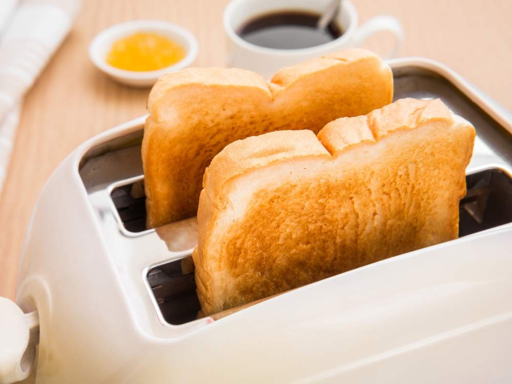 How to make toast perfectly