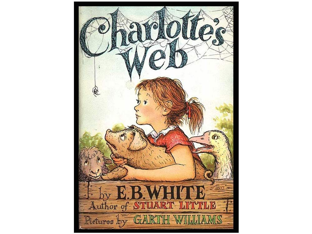 Charlotte's Web is one of the most beloved children's books