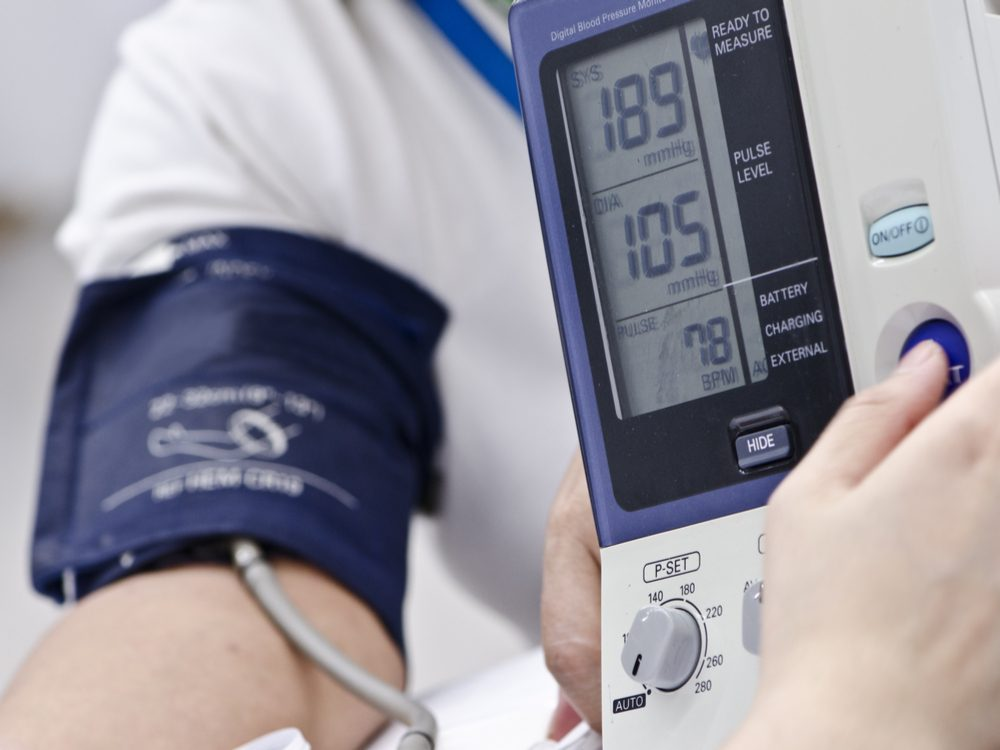 Hypertension could be a symptom nonalcoholic fatty liver disease
