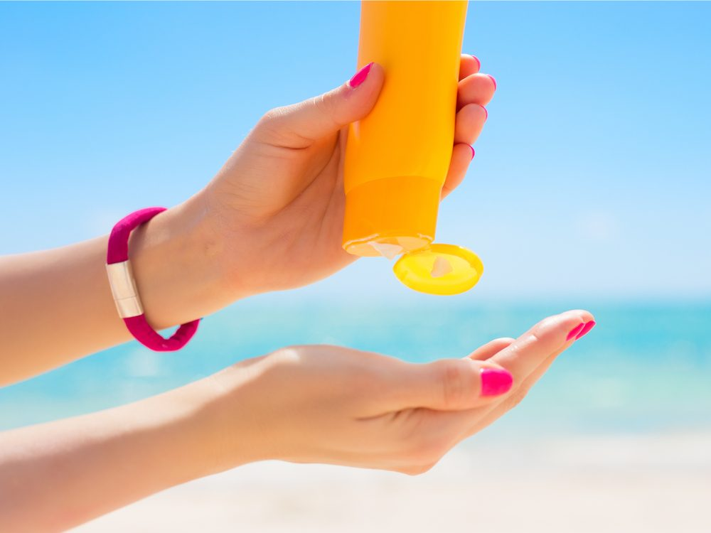 Dermatologists wish you would stop spending money on expensive sunscreens