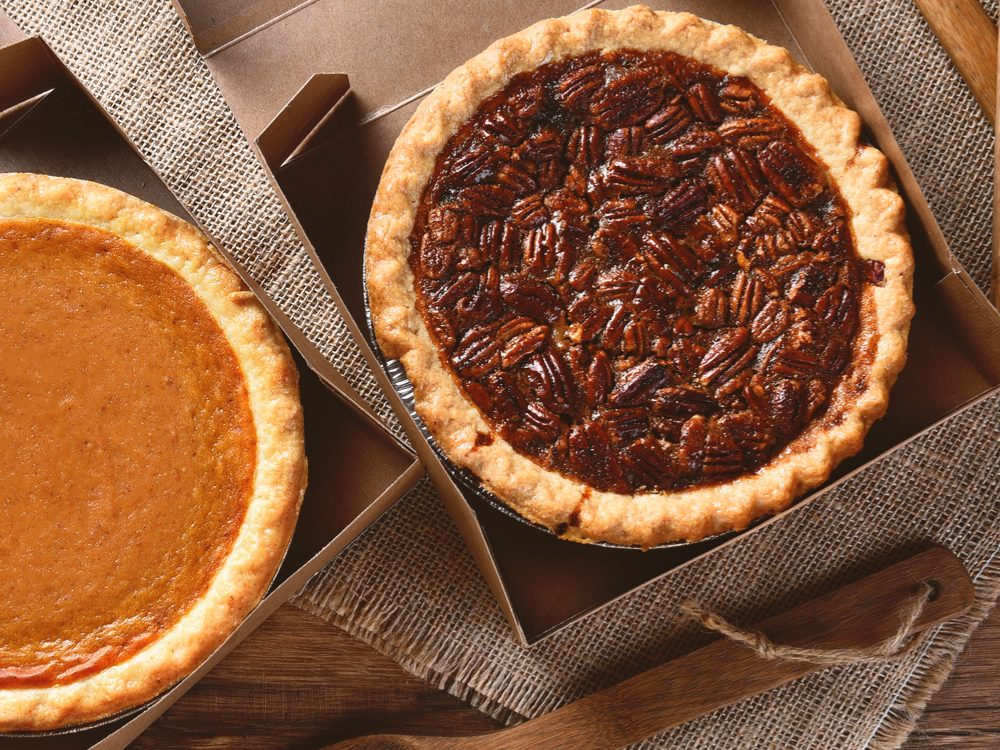 Bake open-faced pies to reduce fat in your desserts
