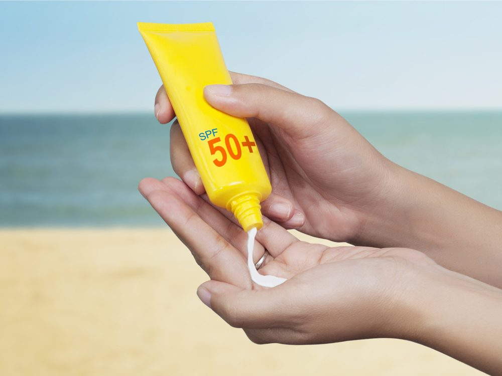 Dermatologists wish you would stop spending money on high-SPF sunscreens
