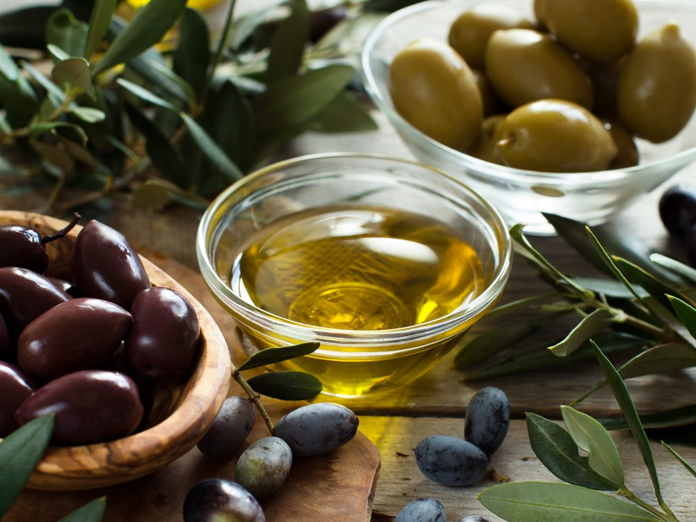Smelling olive oil might be good for your waistline