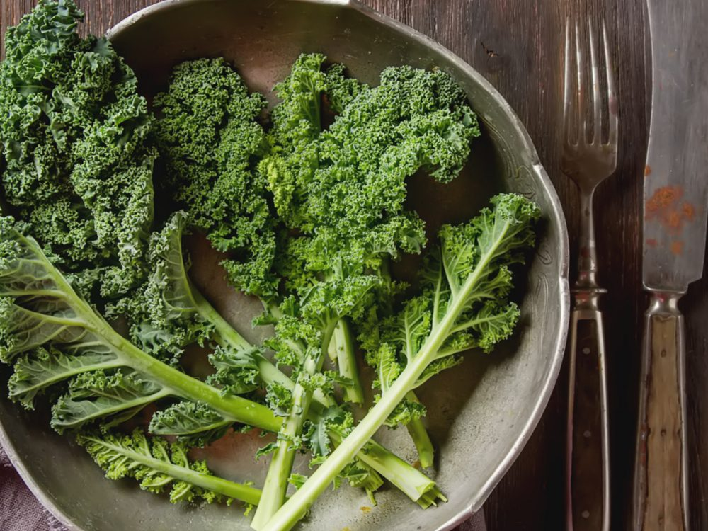 Kale and other cruciferous veggies are some of the best brain foods you can eat