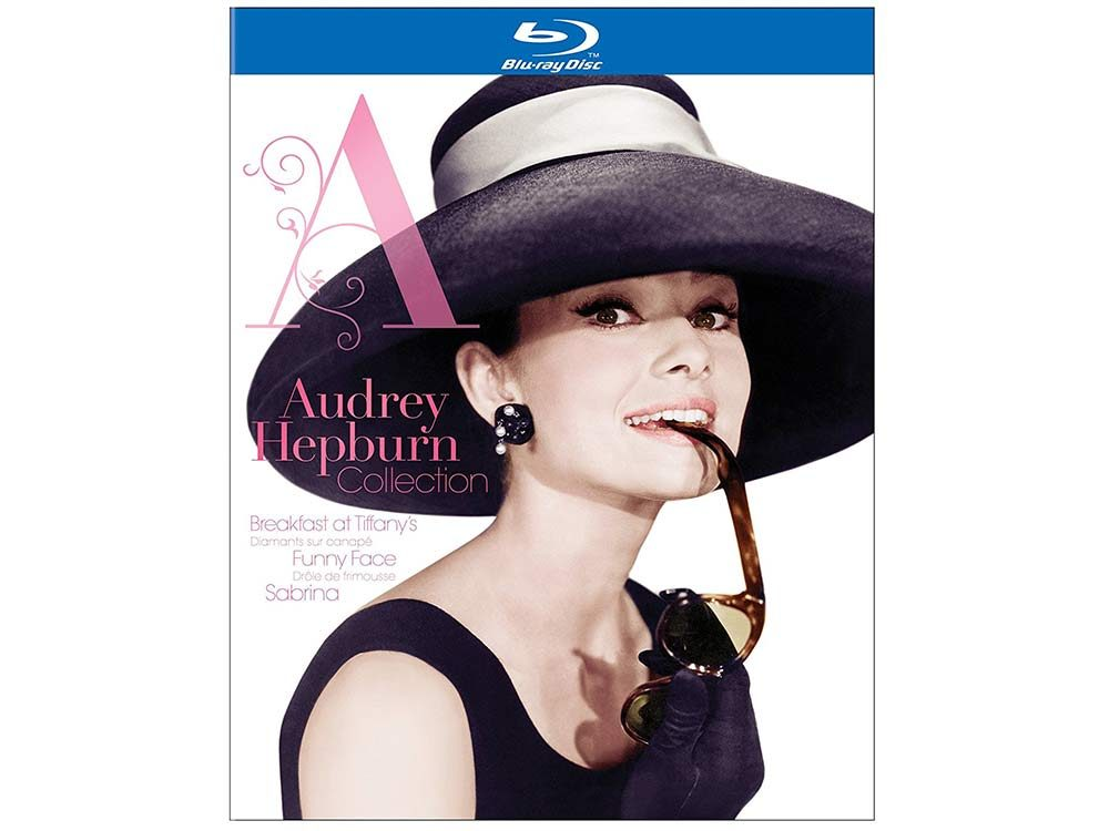 Audrey Hepburn Collection blu-ray