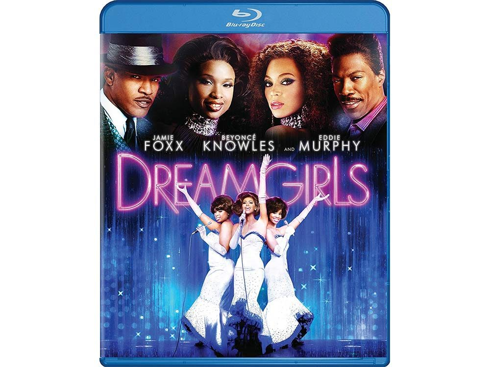 Dreamgirls blu-ray