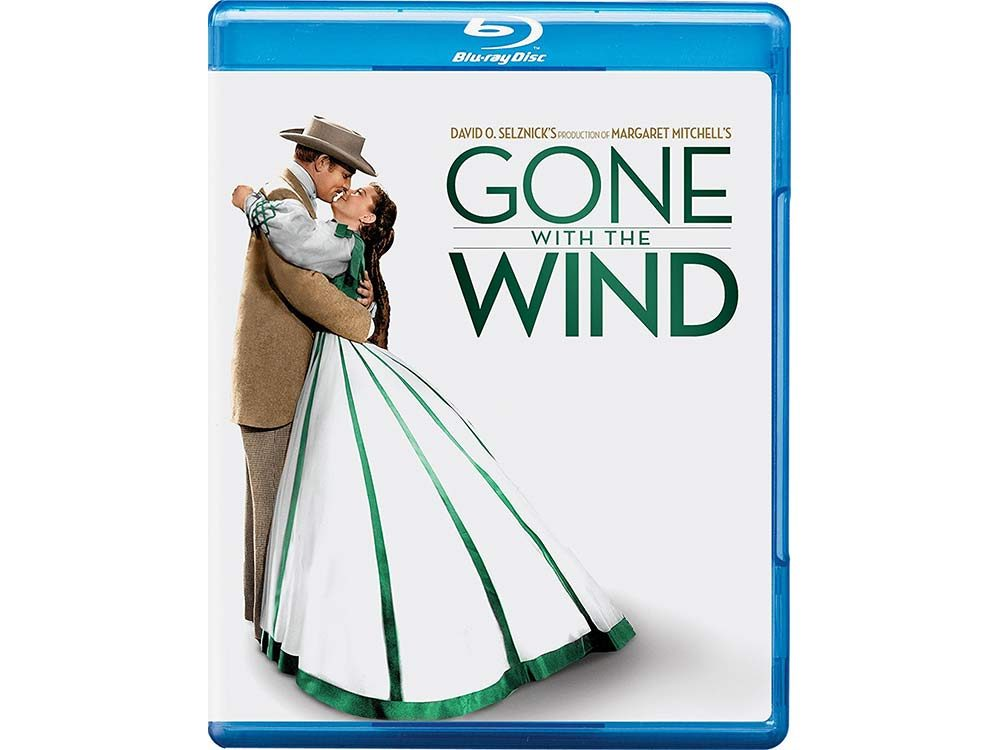 Gone with the Wind blu-ray