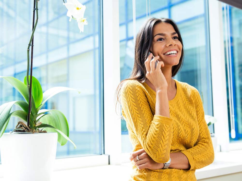 The surprising reason why we say hello on the phone