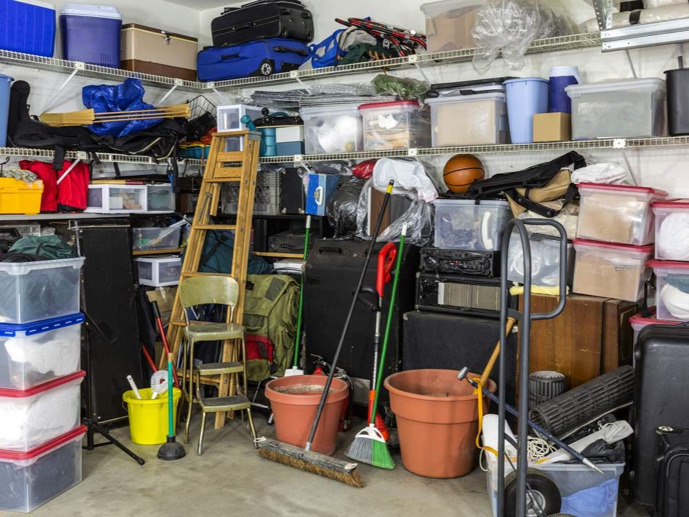 Use mothballs to repel mice from your garage