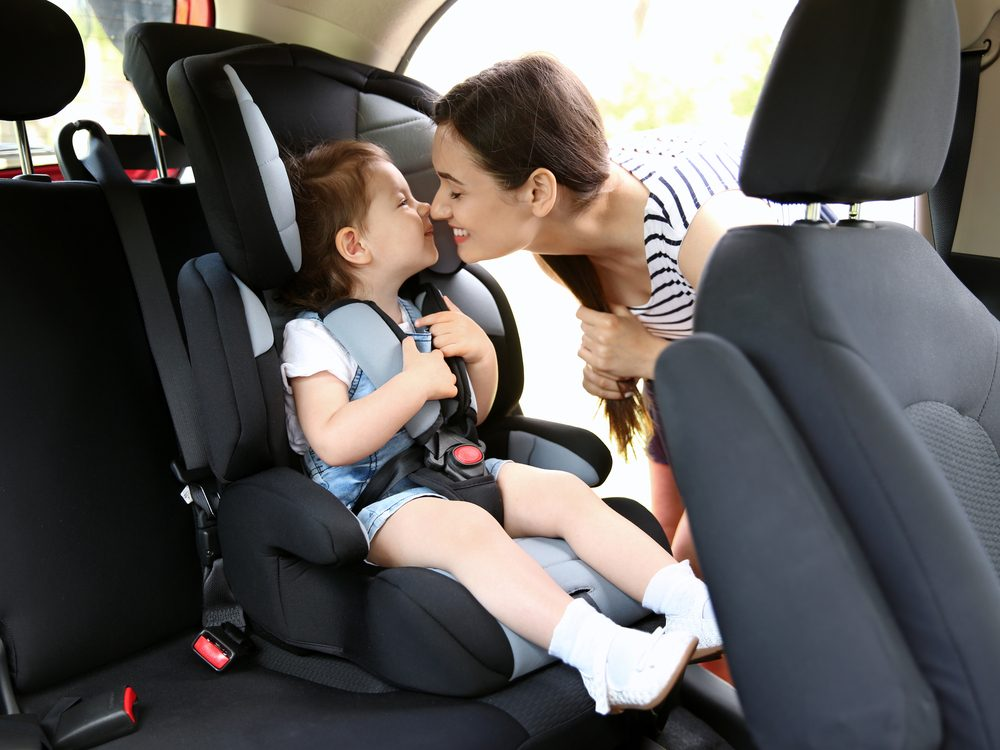 Successful people use their commute to bond with their kids