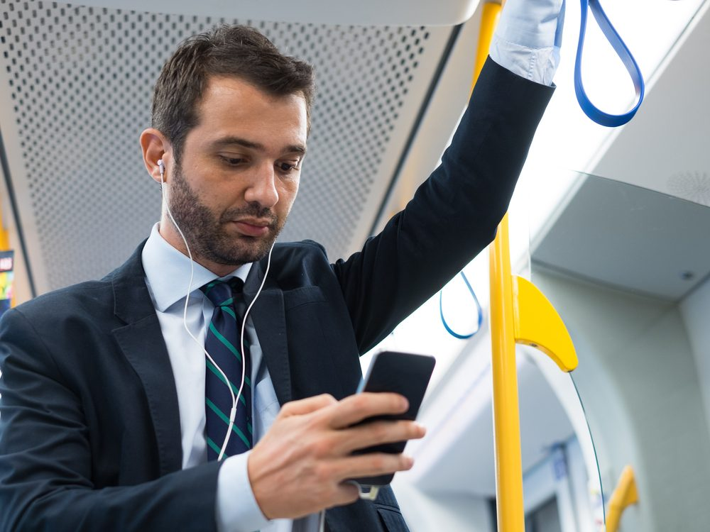 Successful people use their commute to set that day's goals