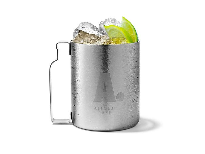 Absolut Lime Mule
