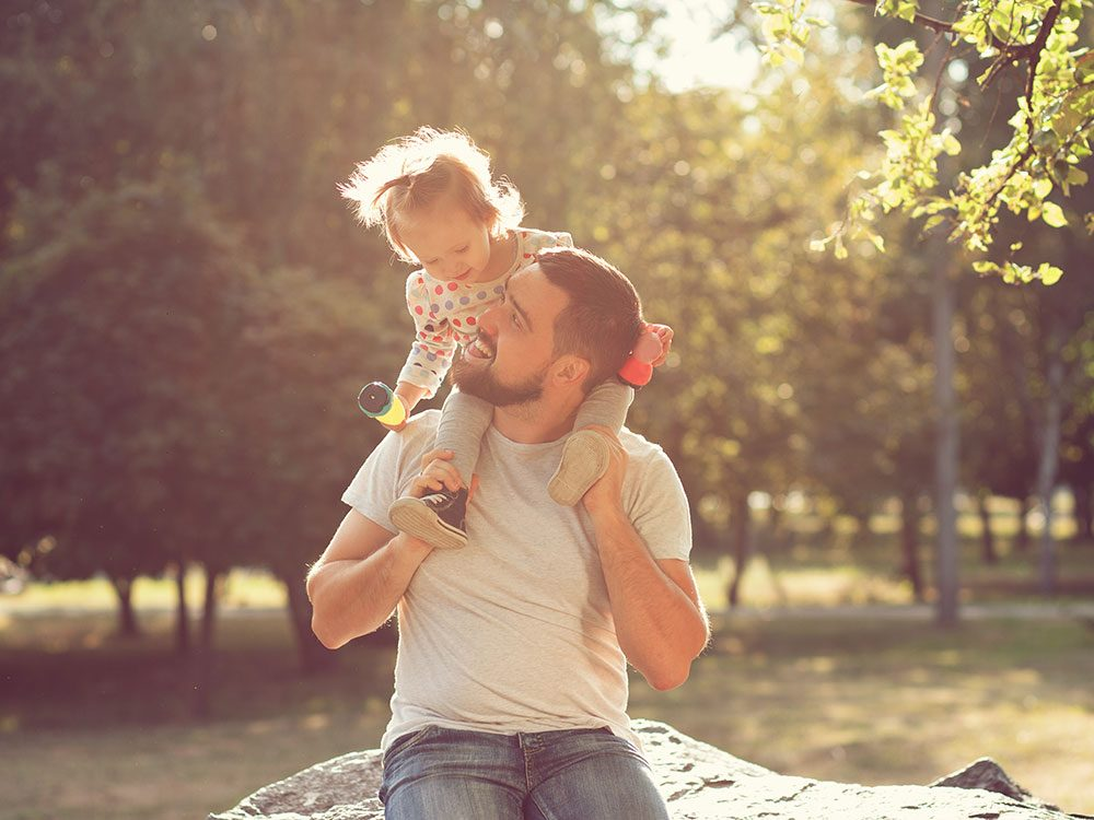 Being a stay-at-home dad (SAHD)
