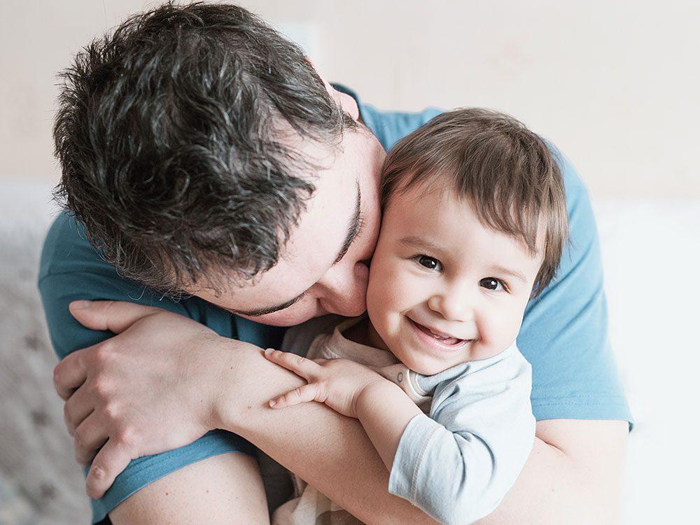 Embracing fatherhood