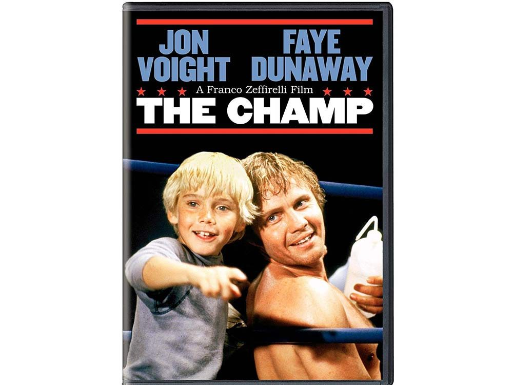 The Champ is a perfect Father's Day movie