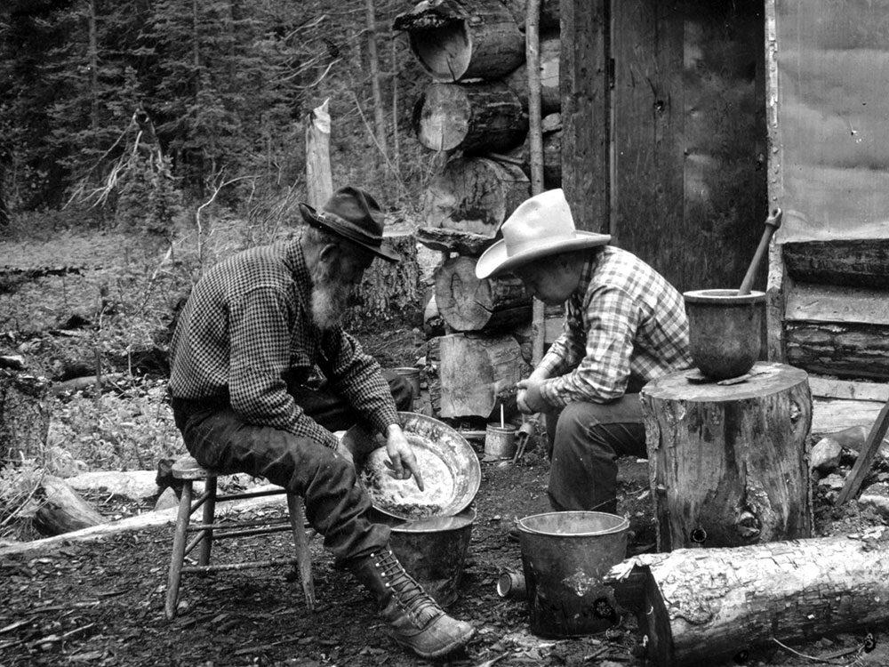 B.C. gold rush