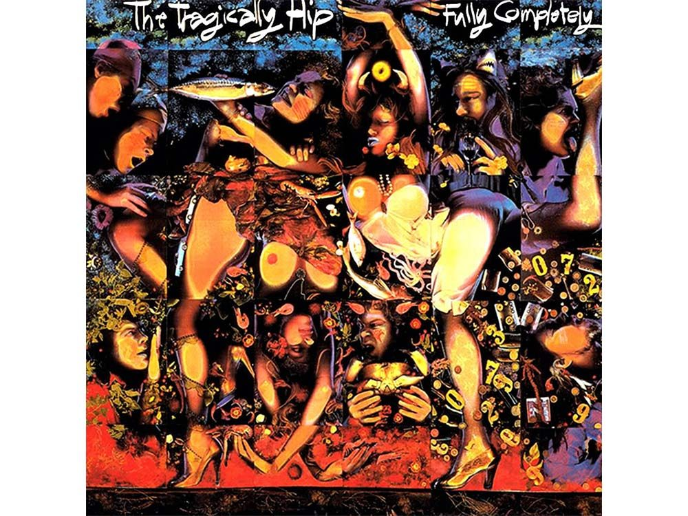 The Tragically Hip - Fully Completely