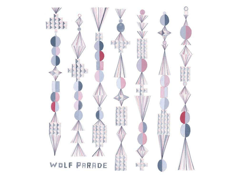 """""""Apologies to the Queen Mary"""" by Wolf Parade"""