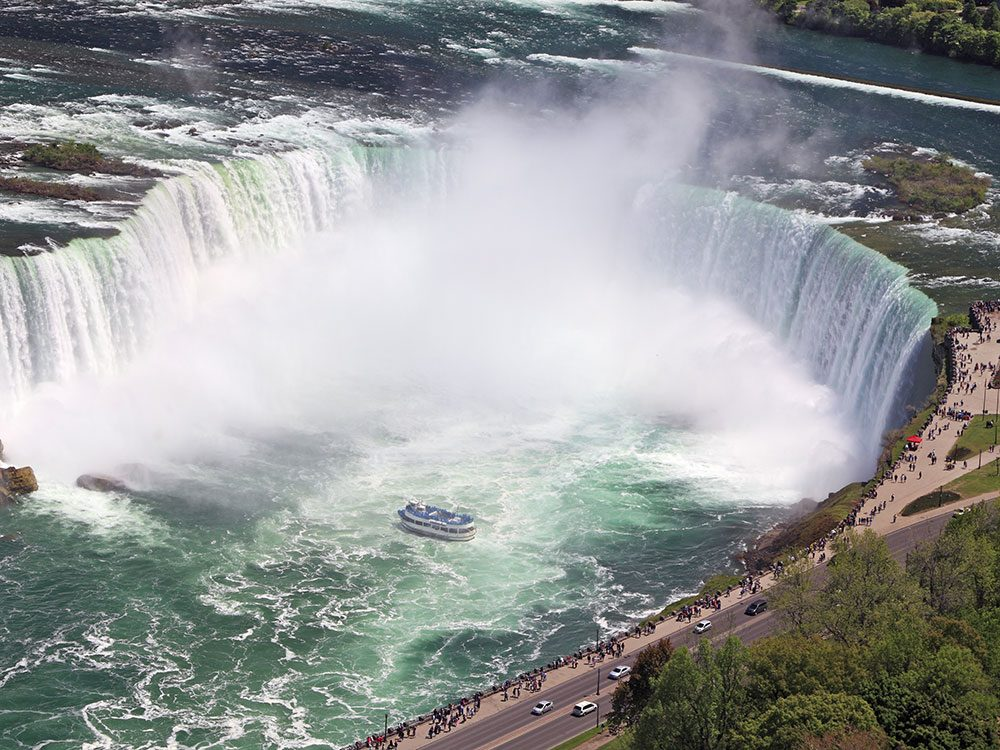 Horseshoe Falls, Niagara Falls, Canada