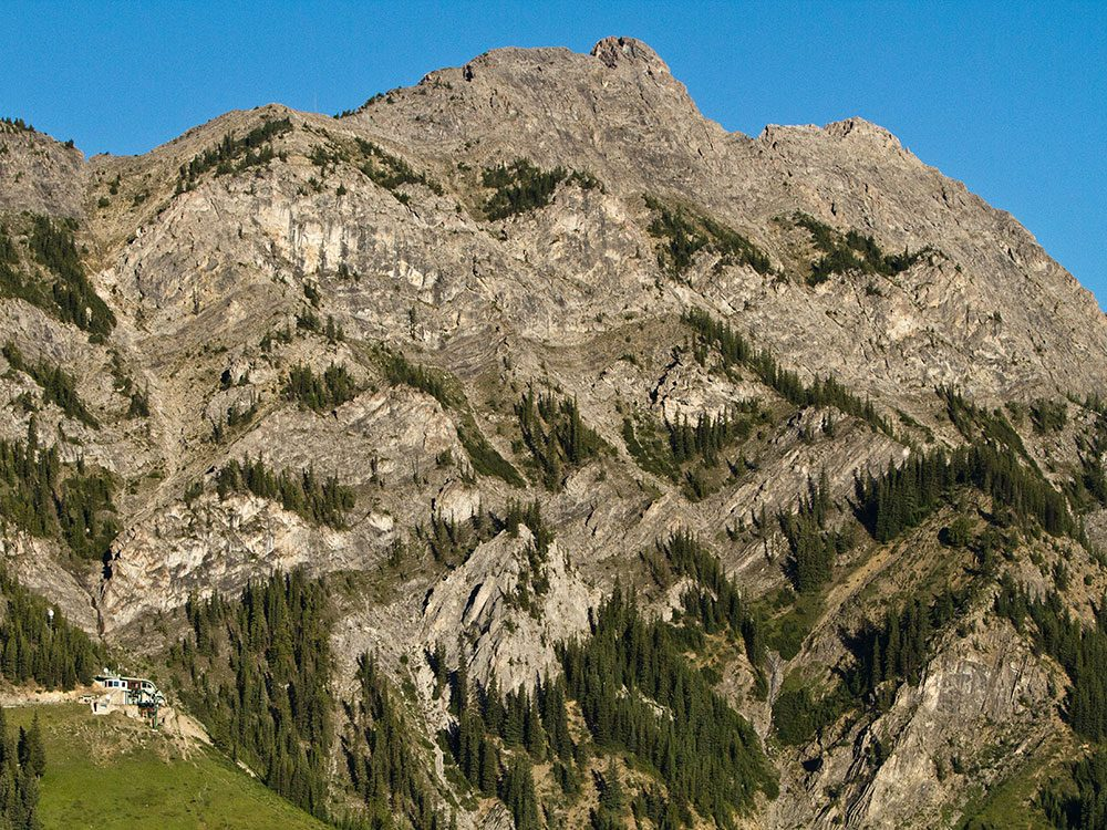 Banff's Mount Norquay