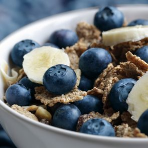 Add more fibre to your diet - fibre rich breakfast cereal
