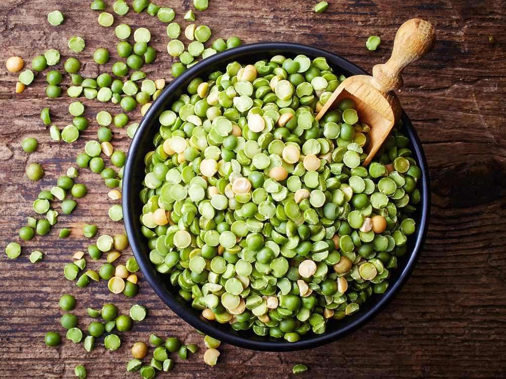 Pulses attack belly fat