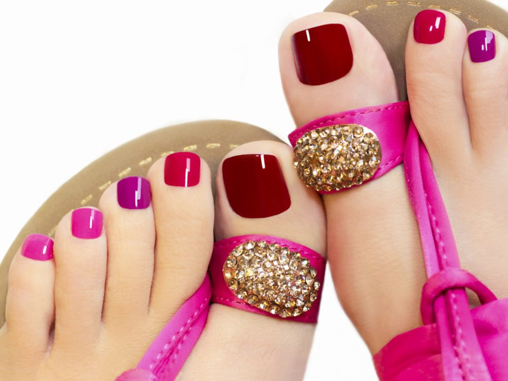 Infections from nail salons keep podiatrists in business