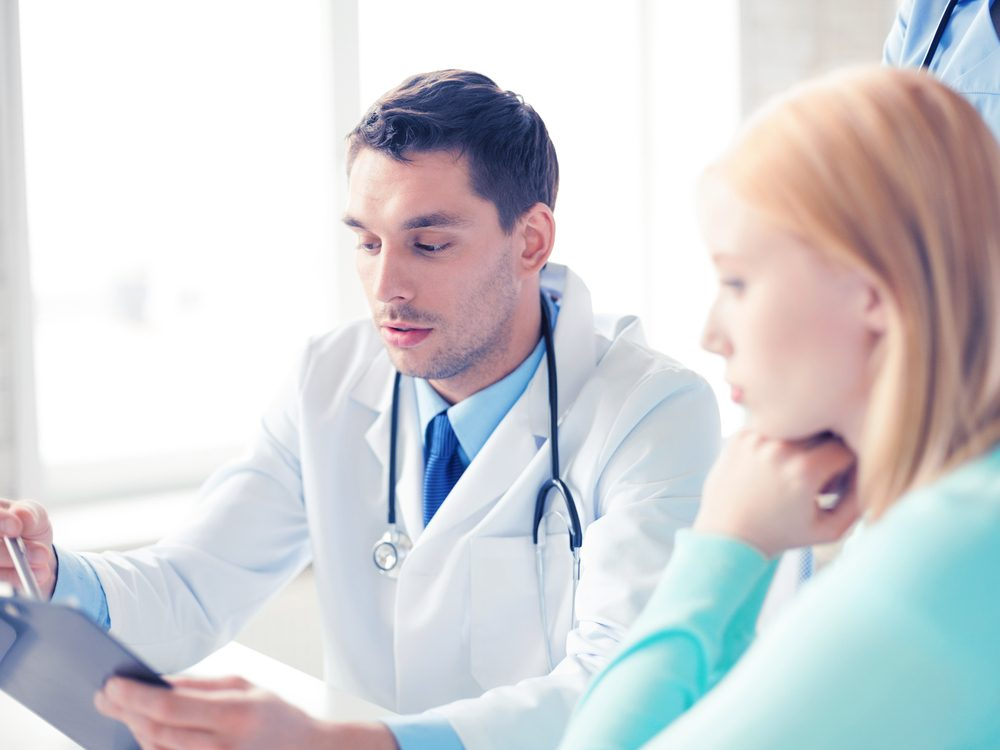 Ask about a doctor's complication rate