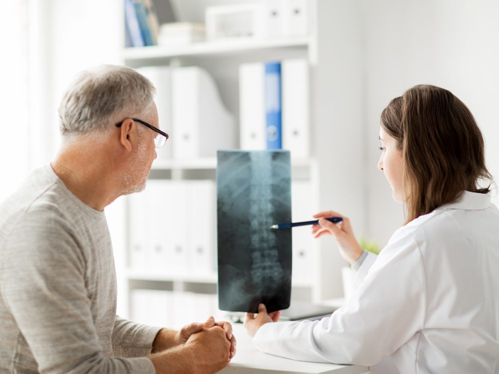 Go to your preoperative appointment with a family member