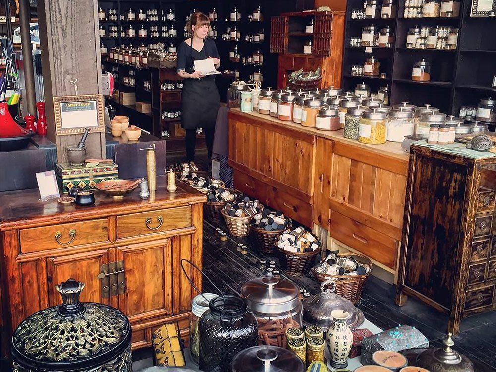 Silk Road Spice Merchant, Calgary