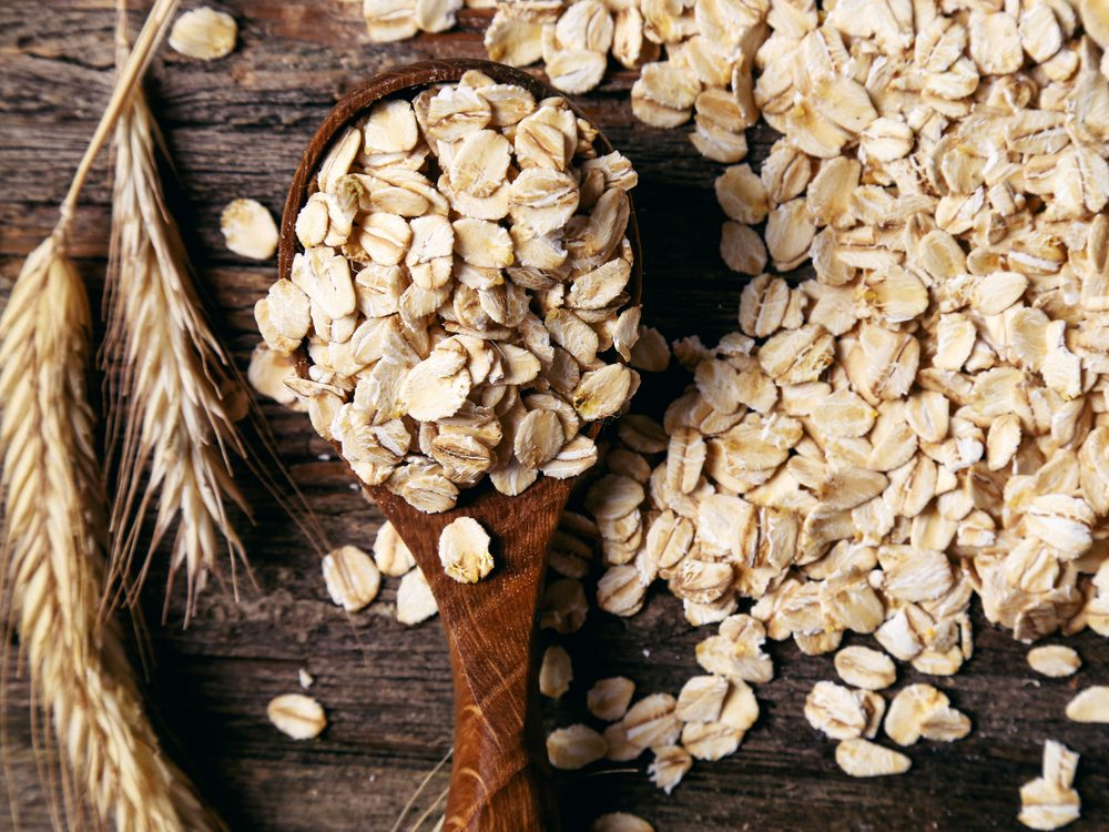 Sneak in oatmeal to increase your dietary fibre