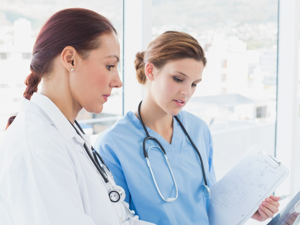 Nurses say it's stressful when a physician makes a mistake