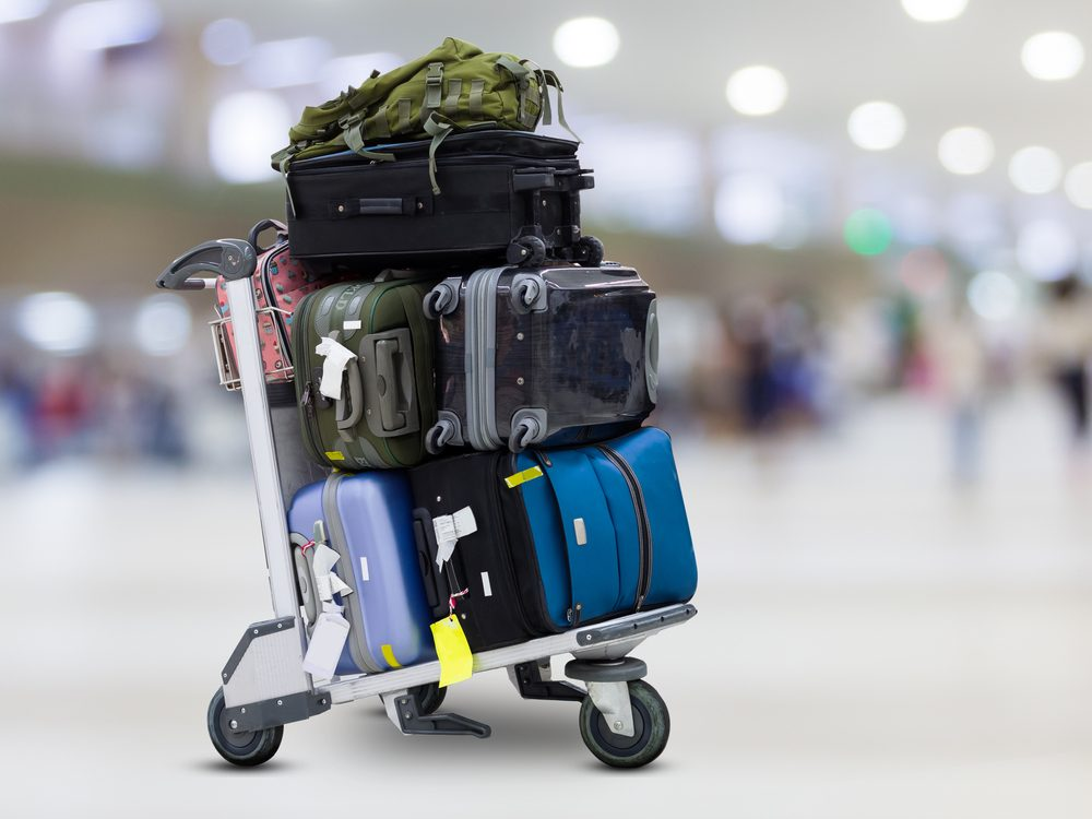 Measure your carry-on