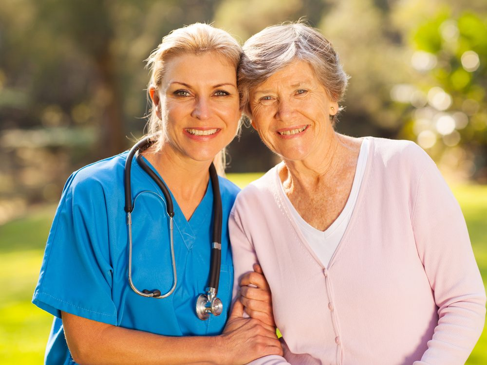 A patient's expression gratitude can make a nurse's day